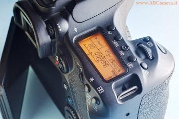 Canon EOS 80D, la reflex semi-professionale di Canon