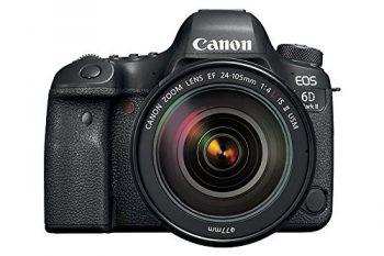 reflex Canon EOS 6d mark II