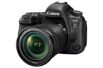 canon eos 6d mark ii con obiettivo 24-105 is stm