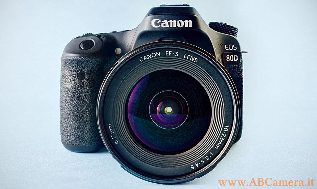 Canon EOS 80D: Recensione Completa - ABC Camera