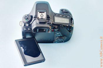 Canon EOS 80D, oggetto della nostra recensione