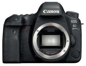 Canon EOS 6d II, fotocamera reflex full frame