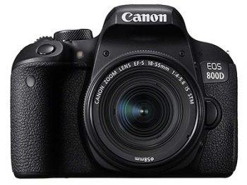 Canon EOS 800D, una delle migliori fotocamere reflex esistenti