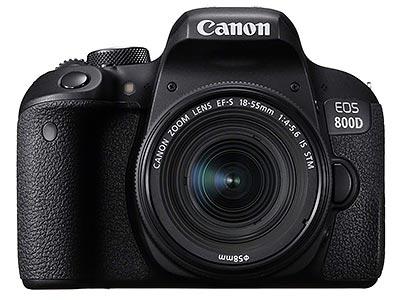 Canon EOS 800D: reflex per iniziare di fascia alta