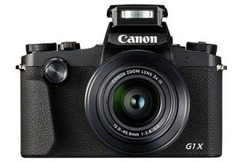 Canon PowerShot G1X M3, la miglior compatta Canon del momento