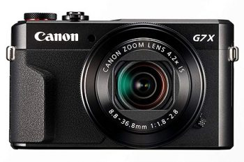 la Canon Powershot G7x M2, una delle migliori fotocamere compatte
