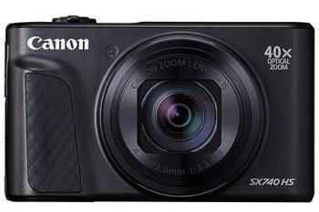 Canon Powershot SX740 HS: una delle migliori compatte esistenti