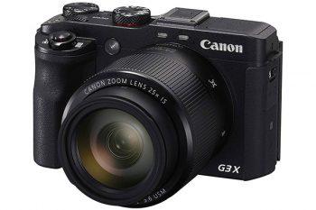 fotocamera bridge di fascia alta Canon PowerShot G3X