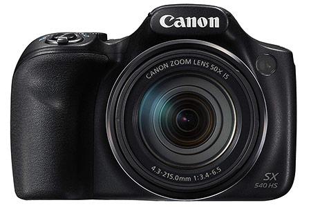 Canon Powershot SX 540 HS, una delle migliori bridge in commercio