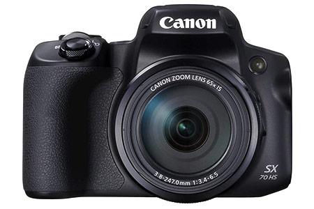 fotocamera bridge Canon PowerShot SX70 HS