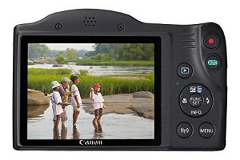 canon powershot sx430 is (display)