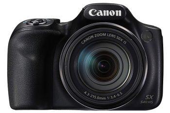 fotocamera bridge canon powershot sx540 hs