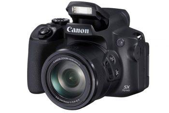 la fotocamera bridge canon powershot sx70 hs