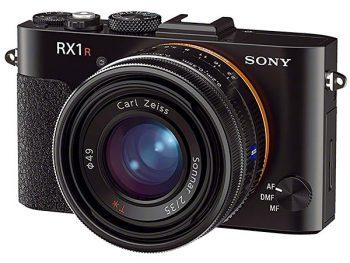 Compatta Professionale Sony RX1R