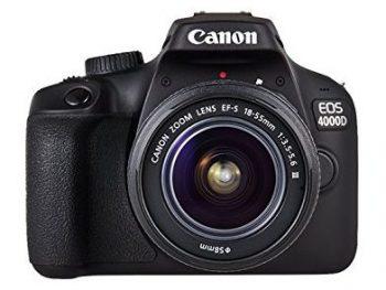 fotocamera reflex Canon EOS 4000d
