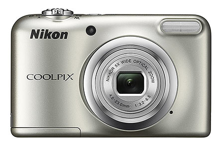 recensione Nikon Coolpix A10