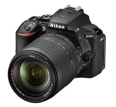 Opinioni Nikon D5600