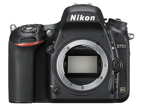 reflex full frame Nikon D750