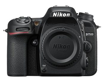 Nikon D7500: una reflex semiprofessionale