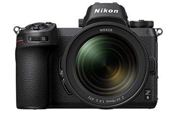 Nikon Z6, una delle prime mirrorless full frame prodotte dall'azienda