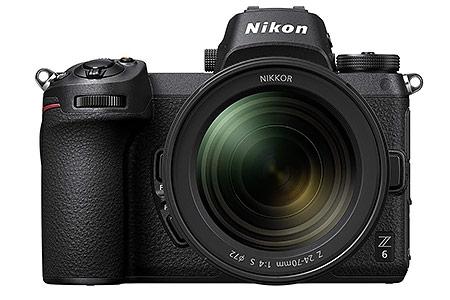 Nikon Z6, una delle migliori mirrorless oggi in commercio