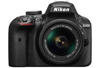 nikon d3400: una dellemigliori fotocamere reflex