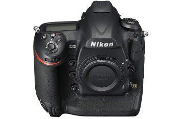 La Nikon D5