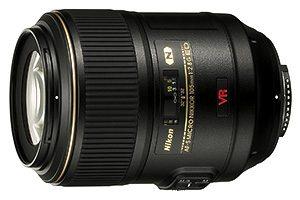Obiettivo Macro Nikon 105mm-G ED VR Micro