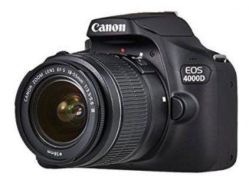 Canon EOS 4000D opinioni