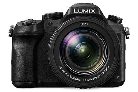 macchina fotografica bridge Panasonic Lumix FZ2000