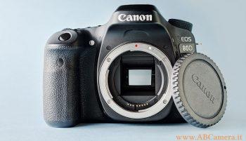Reflex Canon EOS 80D