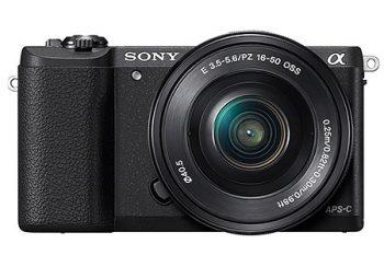 La Sony Alpha 5100, una delle migliori mirrorless economiche esistenti