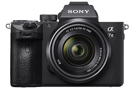 Sony A7 III la miglior mirrorless full frame in commercio