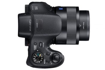 la fotocamera bridge sony hx350