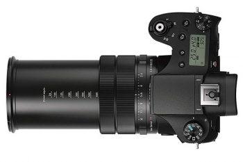 obiettivo zoom della sony rx10 m3