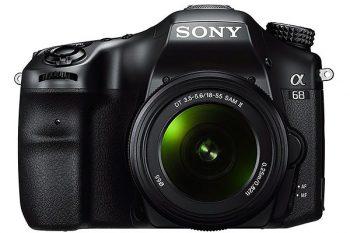 reflex Sony A68