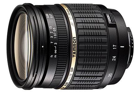 Tamron 17-50mm, uno dei migliori obiettivi per Canon