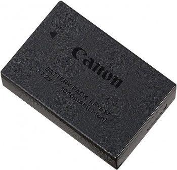 batteria canon lp e17 (compatibile con EOS 250D)