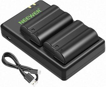 batteria compatibile con la nikon d7500