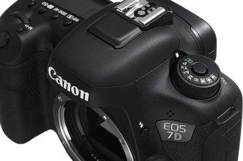 La Canon EOS 7D Mark II