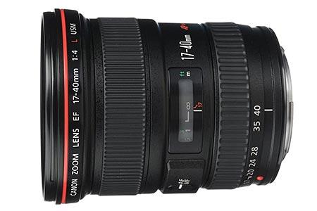 Canon EF 17-40mm f/4 l (obiettivo Canon professionale)
