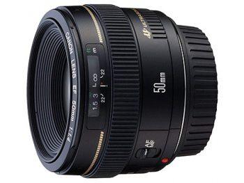 EF 50mm f/1,4: uno dei migliori obiettivi da ritratto per Canon full frame