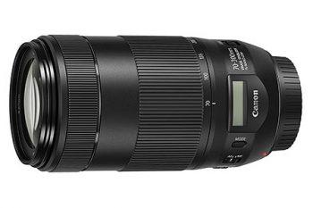 EF 70-300mm IS USM II: uno dei migliori teleobiettivi Canon per reflex full frame ed APS-C