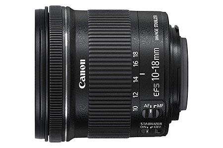 grandangolo Canon EF-S 10-18mm