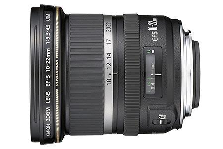 grandangolo Canon EF-S 10-22mm, uno dei migliori obiettivi Canon