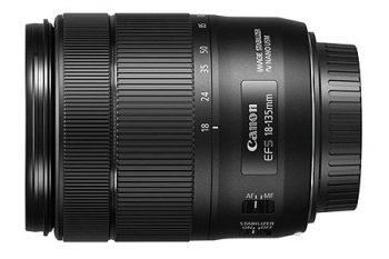 obiettivo tuttofare Canon EF-S 18-135mm