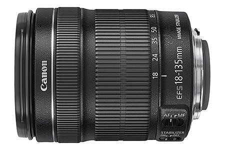 Obiettivo Canon EF-S 18-135mm