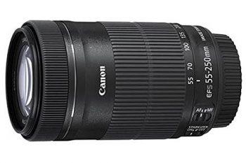 Teleobiettivo Canon EF-S 55-250mm