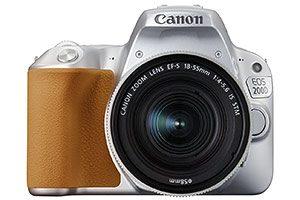 Canon eos 200d Silver