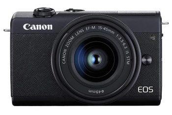 fotocamera mirrorless Canon EOS M200